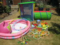 Outdoor toys bundle