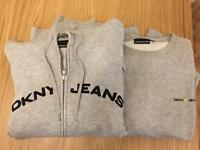 DKNY Mens hoody & sweatshirt XL