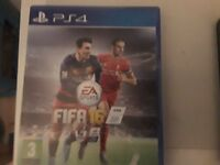 Fifa 16 never used disc for Ps4