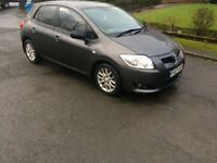 spares or repair Toyota auris d4d 2.0 diesel starts & drives