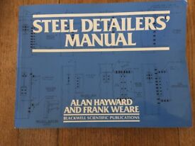 Steel Detailers Manual by Alan Hayward & Frank Weare