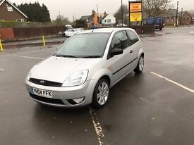 Ford Fiesta 1.4 Silver Limited Edition