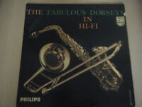 The Fabulous Dorseys in HiFi vinyl LP