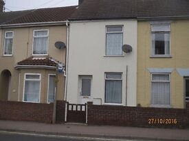 North Lowestoft. Unfurnished 3 Bedroom House. in Lowestoft