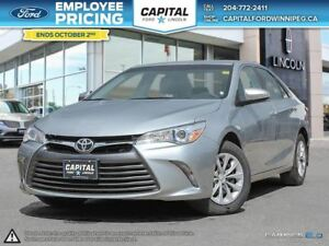 2017 Toyota Camry LE **Bluetooth-Reverse Camera**