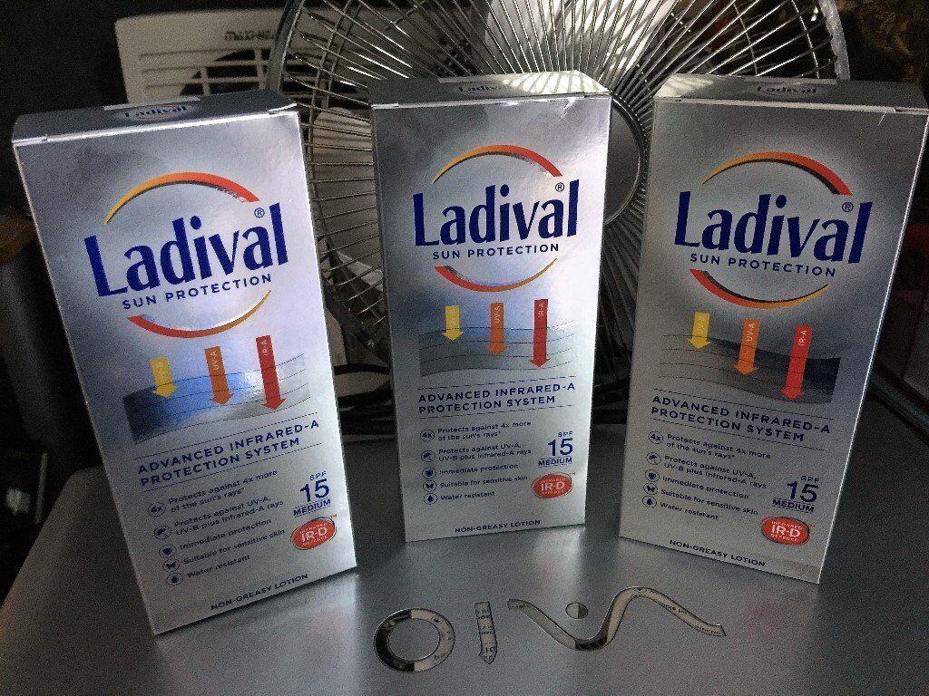 Ladival Sun Protection non greasy lotion