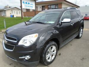 2011 Chevrolet Equinox 2LT AWD, CUIR, TOIT OUVRANT