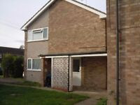 A good sized two bed unfurnished maisonette with central heating, double glazing and white goods.