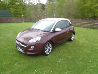 Vauxhall Adam Jam 2014, House Move forces Quick Sale, 1st Come 1st Served, Absolute Bargain £4495.00