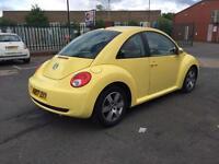Volkswagen Beetle 2007 full service 1.4 manual petrol long mot