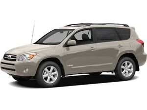 2008 Toyota RAV4 Limited Just arrived   Fully loaded   Cruise
