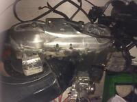 Gilera 180 engine