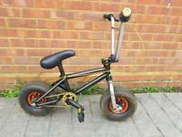 Mini Rocker BMX with disc brake