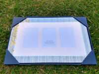 Photo Frame Glitter and Glass