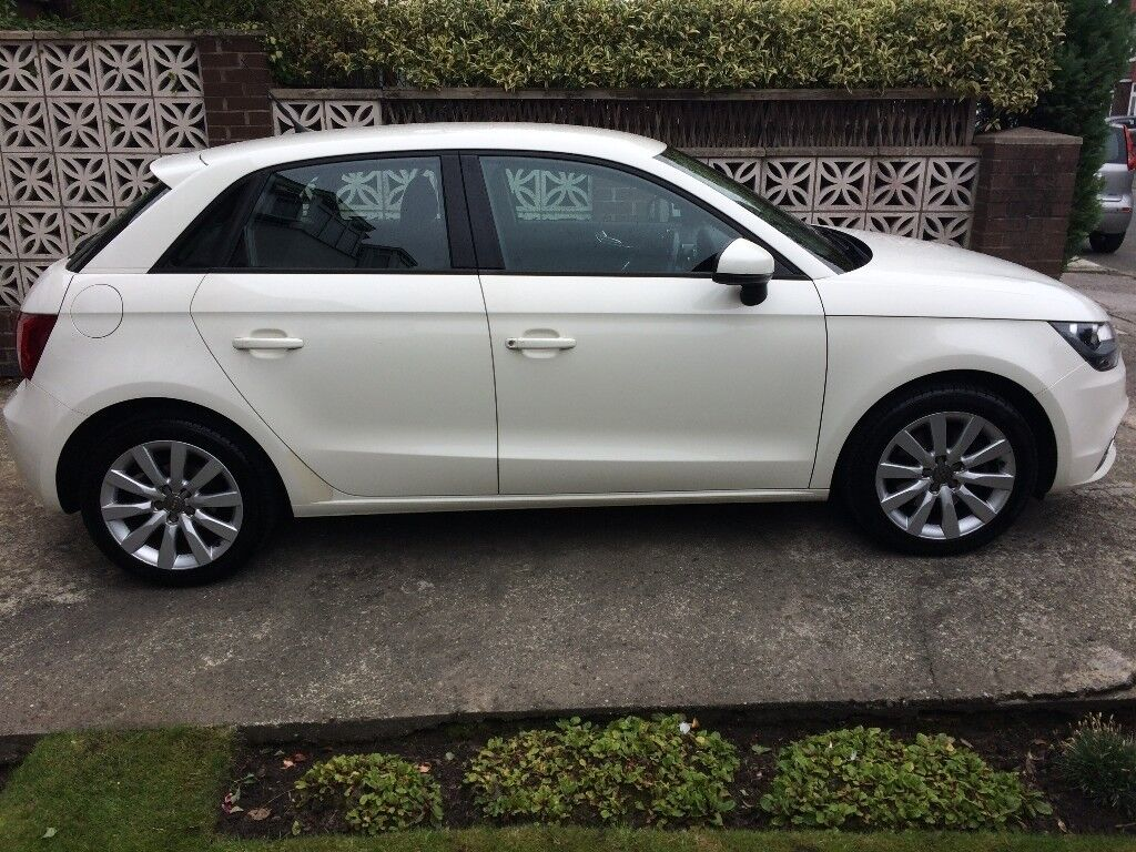 Audi A1 Shell White Immaculate In Liverpool Merseyside Gumtree
