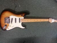 Hohner Professional -ST Lead- Solid Electric Guitar- Vintage..Korea