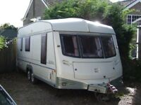 ABI Northstar 4 Berth Twin Axle 1997