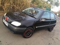 Citroen saxo 1.1 petrol cheap bargain ideal first car px swap possible