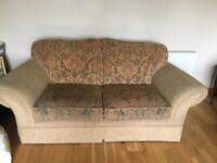 Alston 3 + 2 seater suite, smoke free home, comfortable sofa, offers negotiable