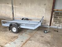 Motorcycle,quad trailer