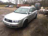 2003 Audi A4 sell or swap what you got
