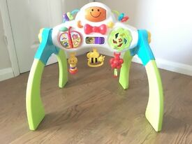 3-in-1 Baby Activity Gym with Lights & Sounds - Immaculate