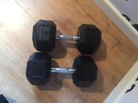 Cast weights and gym equipment wanted