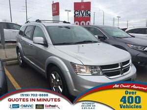2012 Dodge Journey R/T | 7 PASS | NAVIGATION | LEATHER