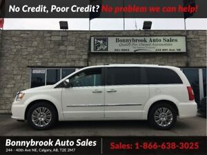 2012 Chrysler Town & Country Limited p/sunroof dvd navigation le