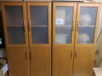 Schreiber office cabinets