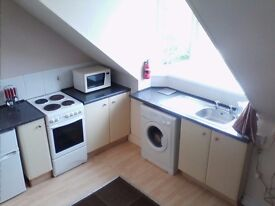 FULLY FURNISHED ONE BEDROOM FLAT IN ABERDEEN (SCOTLAND) post code AB11 9BH