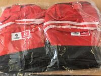 Uefa championship bag red new