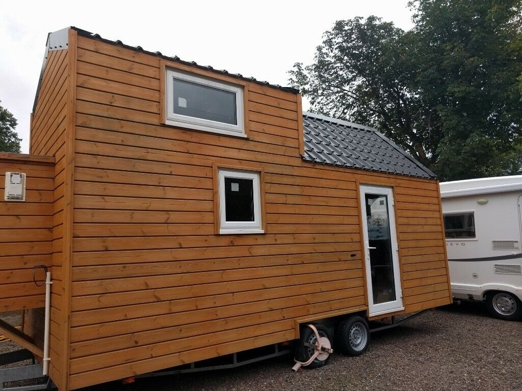 Tiny House For Sale 20x8ft In Alnwick Northumberland Gumtree