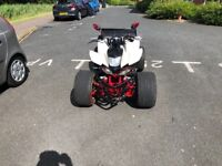 250 cc road legal quad bike for sale