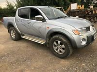 Mitsubishi L200 animal double Pick up