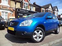 Nissan Qashqai 1.6 FINANCE AVAILABLE!! p/x welcome 12 months 5* AA Waranty Deal of the Week