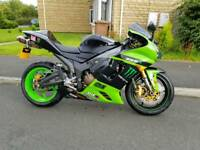 2006 ZX6R C6F 9500 miles from new, carbon, Yoshimura etc