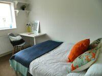 Short Term Let - Double Room Available Now - All Bills Included