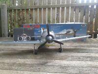 fw-190 rc german plane