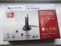 Belkin Wireless G USB Adapter