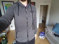 Cycology mens medium hoodie hoody grey used