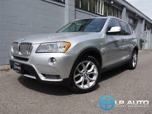 2014 BMW X3 xDrive28i! Only 23000kms! Easy Approvals!