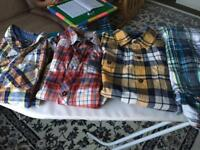Boys shirt size 10-11 years