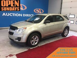 2014 Chevrolet Equinox LS AWD! FINANCE NOW!
