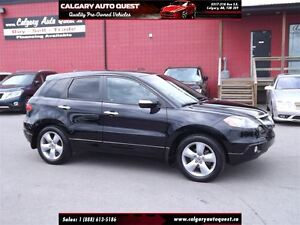 2008 Acura RDX AWD / LEATHER / SUNROOF / MUST SEE