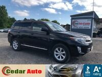 2011 Toyota Highlander Hybrid Hybrid - Managers Special London Ontario Preview