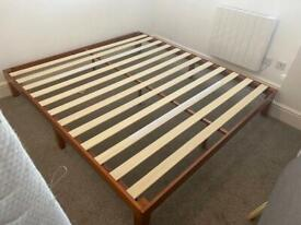 Super King Platform Bed Frame