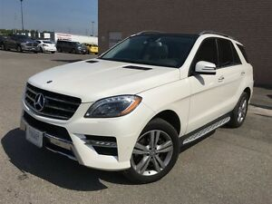 2013 Mercedes-Benz M-Class ML350 BlueTEC