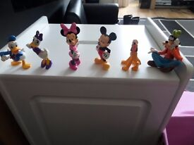 Mickey Mouse Clubhouse 6 x Figures