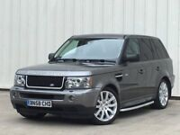 Land Rover Range Rover Sport 3.6 TD V8 HSE 5dr 2012 STYLING + SERVICE HISTORY